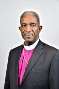 Bishop Kenneth Carter