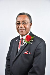 Dr. Cliff Harris