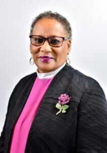 Bishop Teresa Jefferson-Snorton